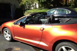 2009 Mitsubishi Eclipse GS Spyder Convertible