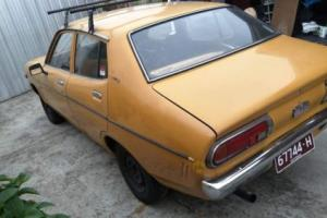 Datsun 120Y Auto. Photo