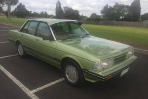 COLLECTORS DREAM 1986 NISSAN BLUEBIRD SERIES 3 GXE ULTRA BEST IN AUSTRALIA