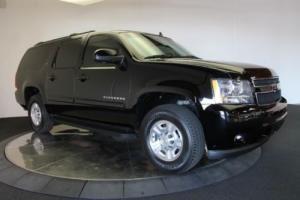 2011 Chevrolet Suburban Level B6 Armored
