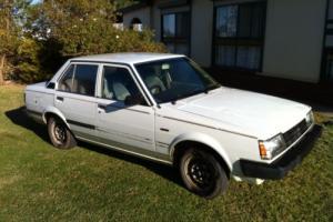 1984 KE70 Corolla - rare car!