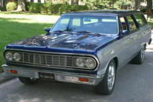 1964 Chevrolet Malibu WAGON RESTOMOD - A/C - 15K MILES