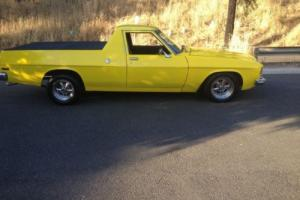 1976 HJ UTE V8 AUTOMATIC  NO RESERVE AUCTION