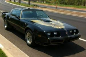 1979 Pontiac Trans Am , collector, Hot rod, muscle car , Photo