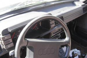 1983 Audi 4000 Quattro Photo