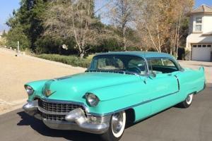 1955 Cadillac DeVille Coupe Deville