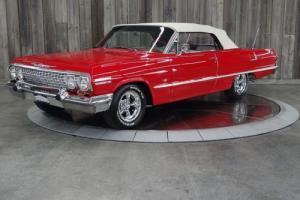 1963 Chevrolet Impala --