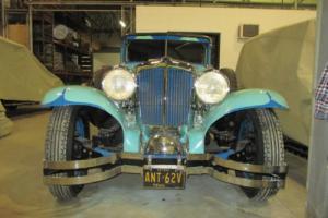 1930 Cord Berline Brougham