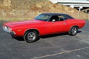 1973 Dodge Challenger -- Photo