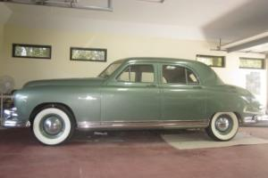 1949 Kaiser-Frazer Deluxe