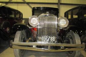 1929 Hupmobile Coupe de luxe Photo