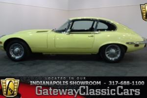 1972 Jaguar E-Type -- Photo