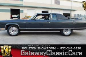 1976 Lincoln Continental --