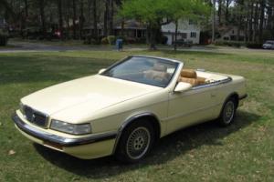 1989 Chrysler TC Maserati TC