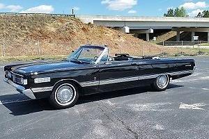 1966 Mercury Parklane -- Photo