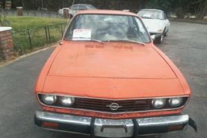 1974 Opel Manta **  L@@K ** for Sale