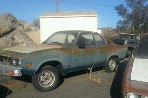 1974 Opel Manta Luxus**  L@@K **