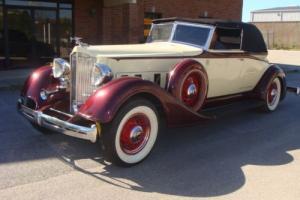 1934 Packard Photo
