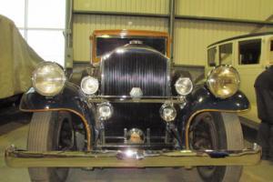 1931 Pierce-Arrow Berline