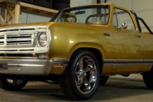 1976 Plymouth Other Trail Duster Sport, (Ram Charger)