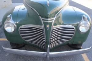 1941 Plymouth Deluxe Special Deluxe Photo