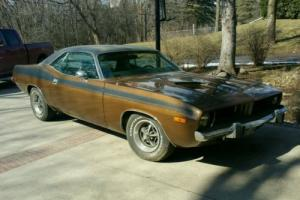 1974 Plymouth Barracuda Special Photo