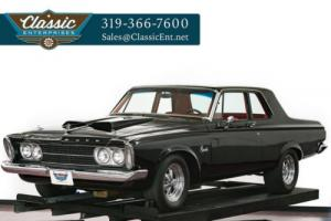 1963 Plymouth Other Savoy Coupe 440 Big Block Photo