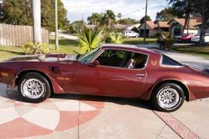 1978 Pontiac Trans Am T.A