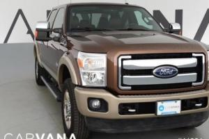 2011 Ford F-250 --