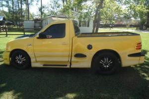 2002 Ford F-150 Boss Photo