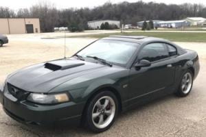 2001 Ford Mustang GT Bullitt