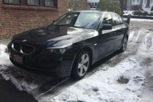 2008 BMW 5-Series 528 xi