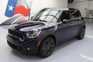 2014 Mini Countryman COOPER S TURBO PANO ROOF NAV