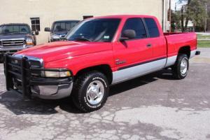 2000 Dodge Ram 2500 SLT Larimie Quad Texas Truck cummins 5 speed