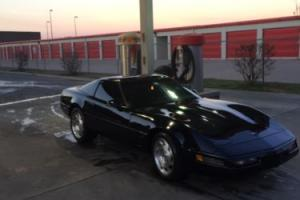 1996 Chevrolet Corvette Coupe w/ removable top