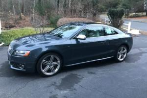 2011 Audi S5 PRESTIGE PACKAGE