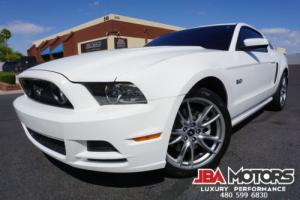 2013 Ford Mustang 2013 Ford Mustang GT Premium V8 Coupe