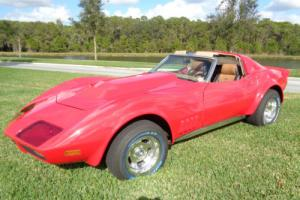 1973 Chevrolet Corvette Photo