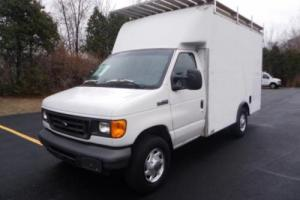 2006 Ford E-Series Van BOX TRUCK