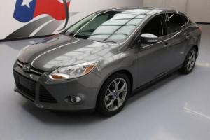 2014 Ford Focus SE SEDAN AUTO CRUISE CTRL ALLOYS