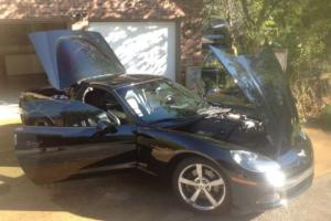 2008 Chevrolet Corvette base coupe Photo