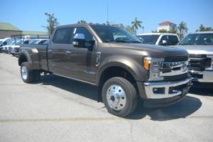 2017 Ford F-450 KING RANCH F-450