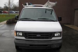 2003 Ford E-Series Van