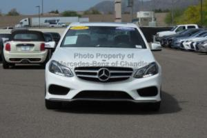 2014 Mercedes-Benz E-Class 4dr Sedan E350 RWD Photo