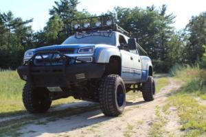2004 Chevrolet Silverado 2500 Crew cab short bed