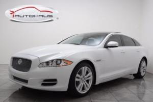 2013 Jaguar XJ XJL Portfolio Edition Photo