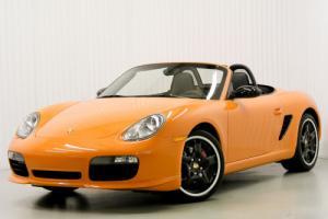2008 Porsche Boxster S Limited Edition