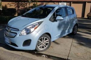 2014 Chevrolet Spark 2LT 4dr Hatchback Hatchback Automatic 1-Speed