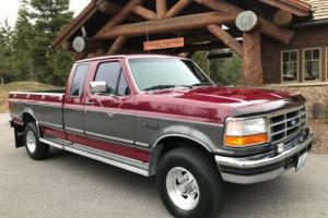 1993 Ford F-250