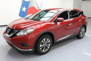 2015 Nissan Murano S CRUISE CTRL REAR CAM ALLOYS